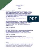Asso. of Small Landowners in the Phils vs Sec of Dar 175 Scra 343 (1989)