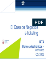 Presentacion Eticket IATA