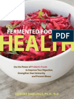 Fermented Food for Health