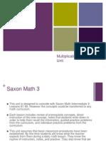math unit for portfolio