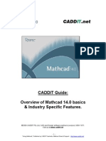 Mathcad Tutorial Introduction & Examples - CADDIT Australia