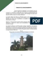 DISEÑO DE TANQUE DE ALMACENAMIENTO