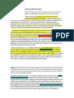 Guía de ejemplos de textos con omnisciencia editorial o autorial