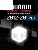 Anuario OSE Demonstracao