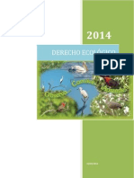 Derecho Ecologico.