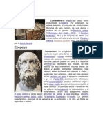 Literatura Epopeya Epica Romances Narrativa