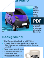 The Tata Nano Project