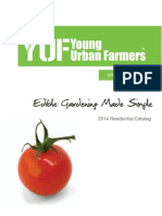 YUF 2014 Residential Binder With Price List-Updated