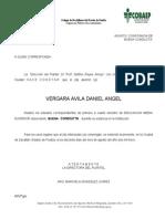 Carta Bcon 13a