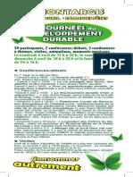 JDD2014 Flyer