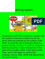 174037260 Earthing System Ppt