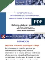 definicion etiologia epidemiologia 2010