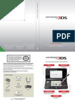 Manual Nintendo 3ds