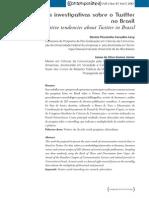 AAVV - Tendências investigativas sobre o Twitter en Brazil