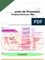 Formulacion de Proyectos - Vers2013