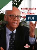 Bibliografia Di Mariano Gabriele