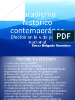 CDG-Rasgos del paradigma histórico emergente