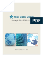 TDL Strategic Plan 2011 2014