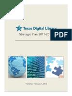 TDL Strategic Plan 2011 2014