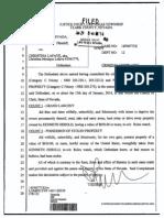 Christina Lafave Arrest Report