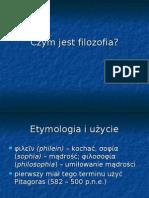 FS 1 Czym Jest Filozofia
