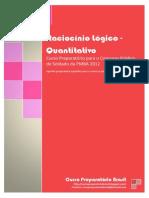 Raciocinio L+¦gico Quantitativo - Curso Preparat+¦rio Brasil