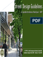 Street Design Guidelines