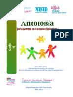 Antologia Ciencias Sociales 10moy11mo