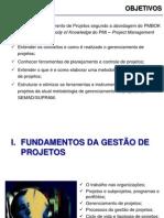 Fundamentos de gestãod e projetos