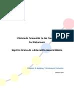 INEVAL - Cédula de referencia de las Pruebas SER Estudiante 7mo. EGB.pdf