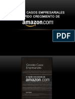 EL RÁPIDO CRECIMIENTO DE AMAZON.COM