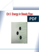 Ch5 Energy in Steady Flow