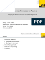 8_Employee Relations and Union Management