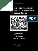 Faust Obyazatelstvo s Djavolom 2012
