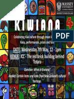 Kiwiana Event