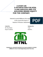 Project On MTNL