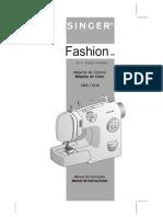 Manual Singer 4205 4210 Fashion