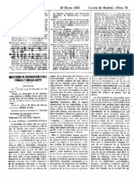 Fernando de los Ríos a las cortes, reforma universitaria