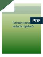 Transmision de Tramas Sn y Dig-PARTE 1-2