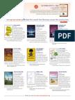 LibraryReads April 2014 Top Ten List
