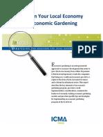 Strengthen Your Local Economy through Economic Gardening