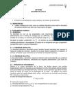 práctica 1 BALANZA DE JOLLY