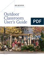 Outdoor Classroom User's Guide