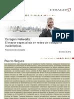 1110 - 1110 - Ceragon Networks - Company Presentation - V6.8 - tLJ