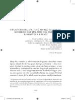 Jose Maria Valverde Un Jucio Del Dr. Jose Maria Valverde Miembro Del Jurado Del Premio Biblioteca Breve