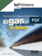 816805114000revista 15_el Gas y El Destino de Bolivia