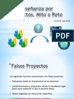 enseanzaporproyectosmitooreto-131101200444-phpapp01