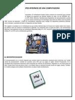 Componentes de Una CPU