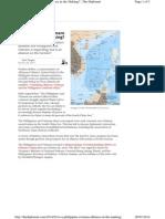 Thayer Is a Philippine-Vietnam Alliance on the Horizon