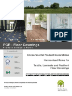 PCR Floorcovering